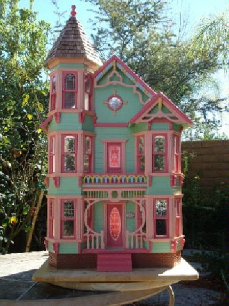 Victorian Painted Ladies Pinterest Kymberti Mitchell - Colorful Victorian Houses - HD Wallpaper