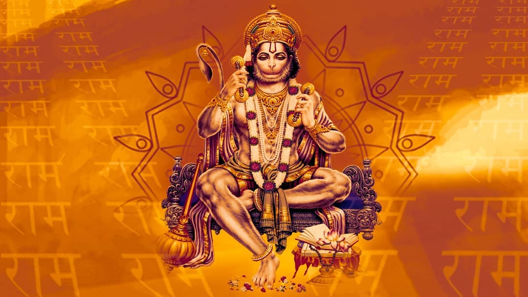 Hanuman Ji Wallpapers Hd 1080x608 Wallpaper Teahub Io
