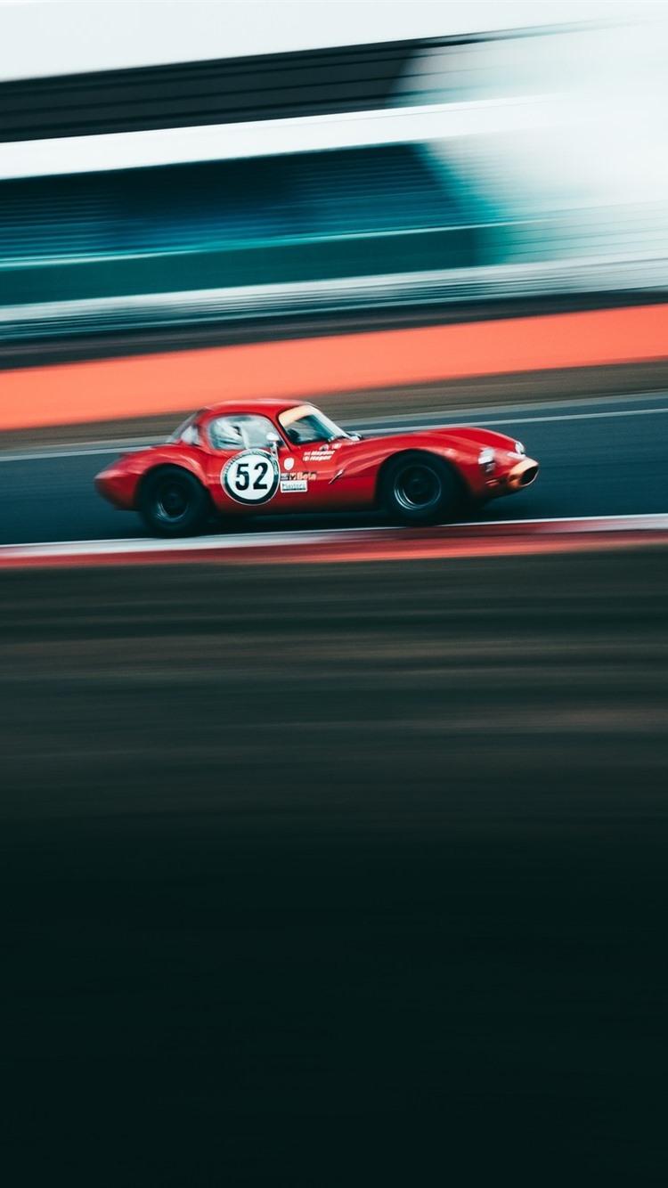 Iphone Wallpaper Red Sport Car Racing Speed Iphone 6 Wallpaper Race Car 750x1334 Wallpaper Teahub Io
