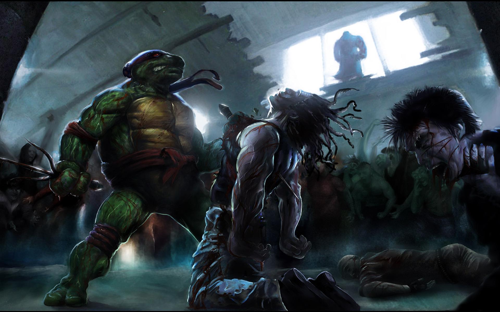 Teenage Mutant Ninja Turtles Out Of The Shadow Video - HD Wallpaper