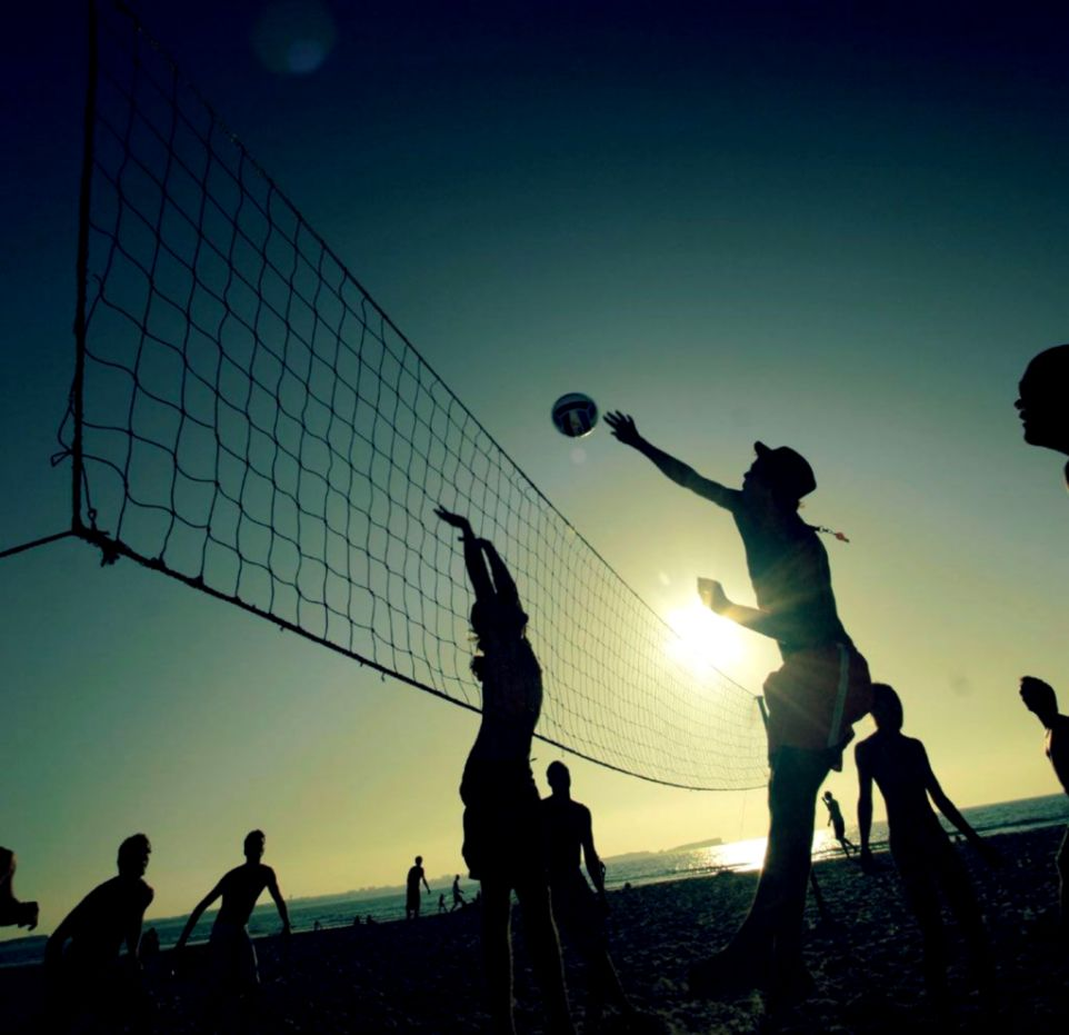 Volleyball Backgrounds Wallpaper Cave ...
