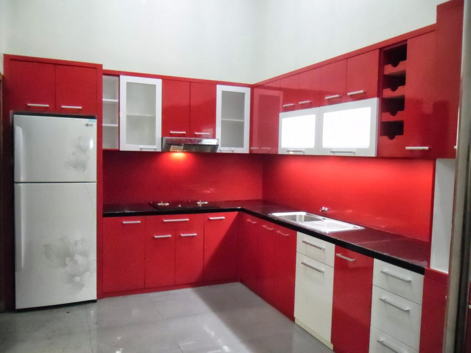 Kitchen Set Minimalis Terbaru 1600x1200 Wallpaper Teahub Io