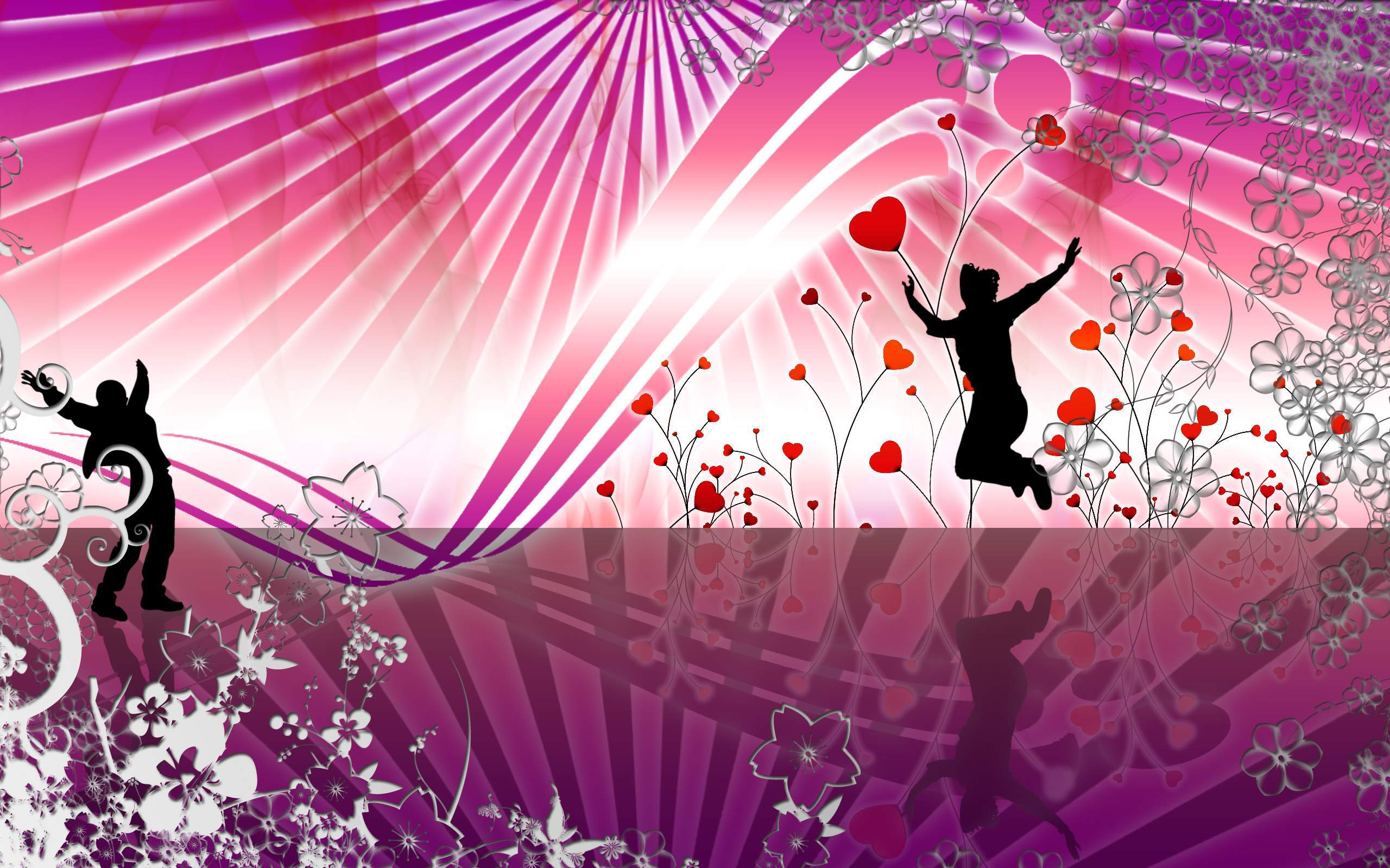 Dancing Couple Ballroom Dancing Background Hd 2560x1600 Wallpaper Teahub Io