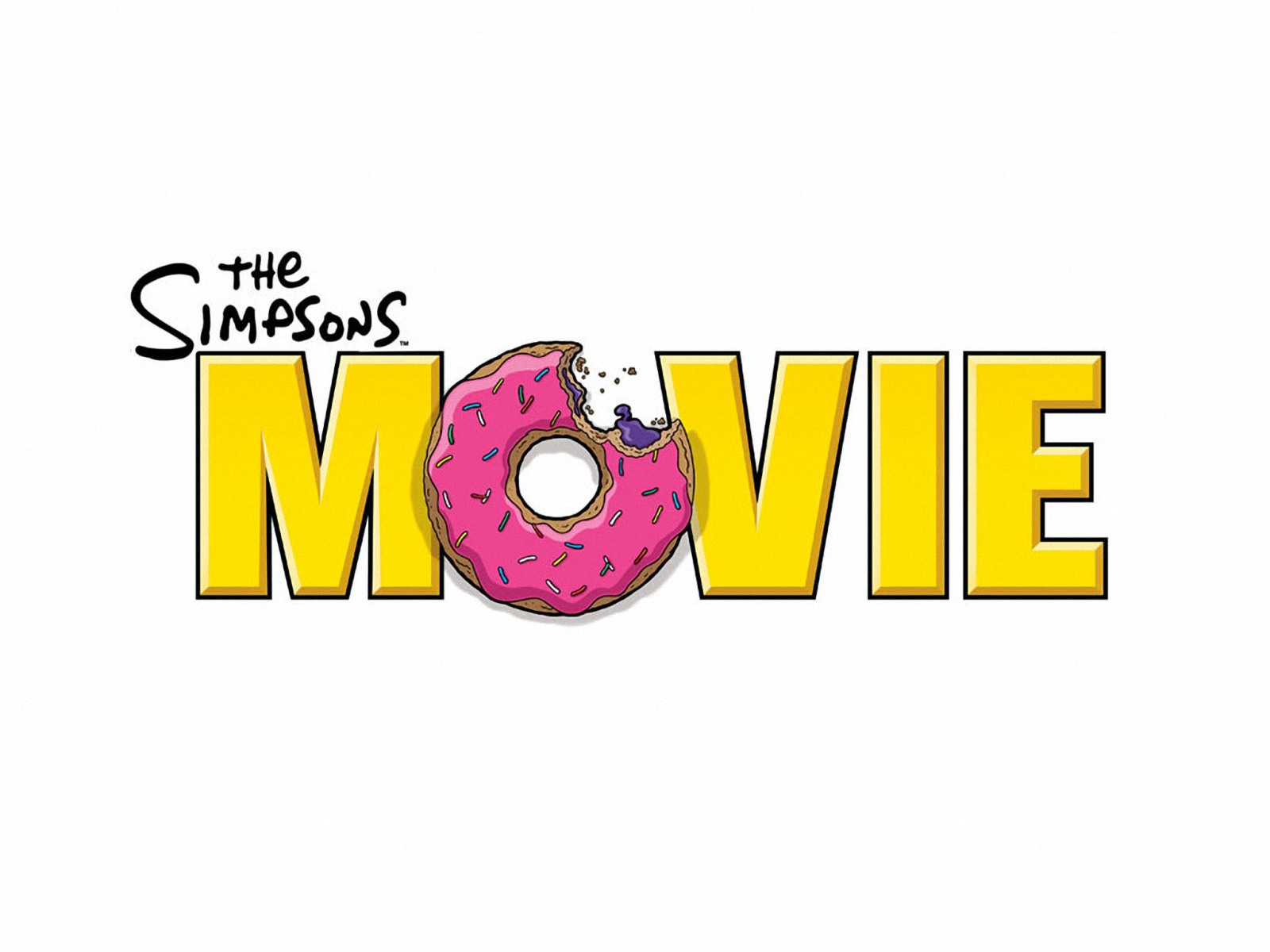 The Simpsons Movie Poster Wallpapers The Simpsons Movie Simpsons Movie 1600x1200 Wallpaper Teahub Io