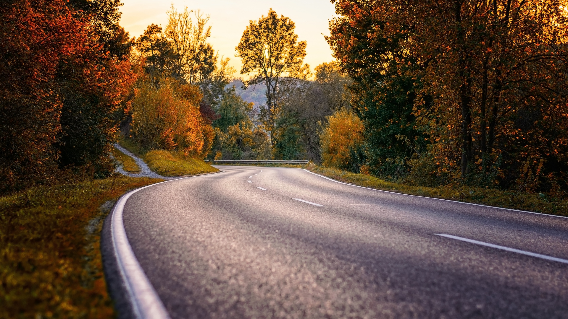 Road Highway Full Hd 1920x1080 Wallpaper Teahub Io