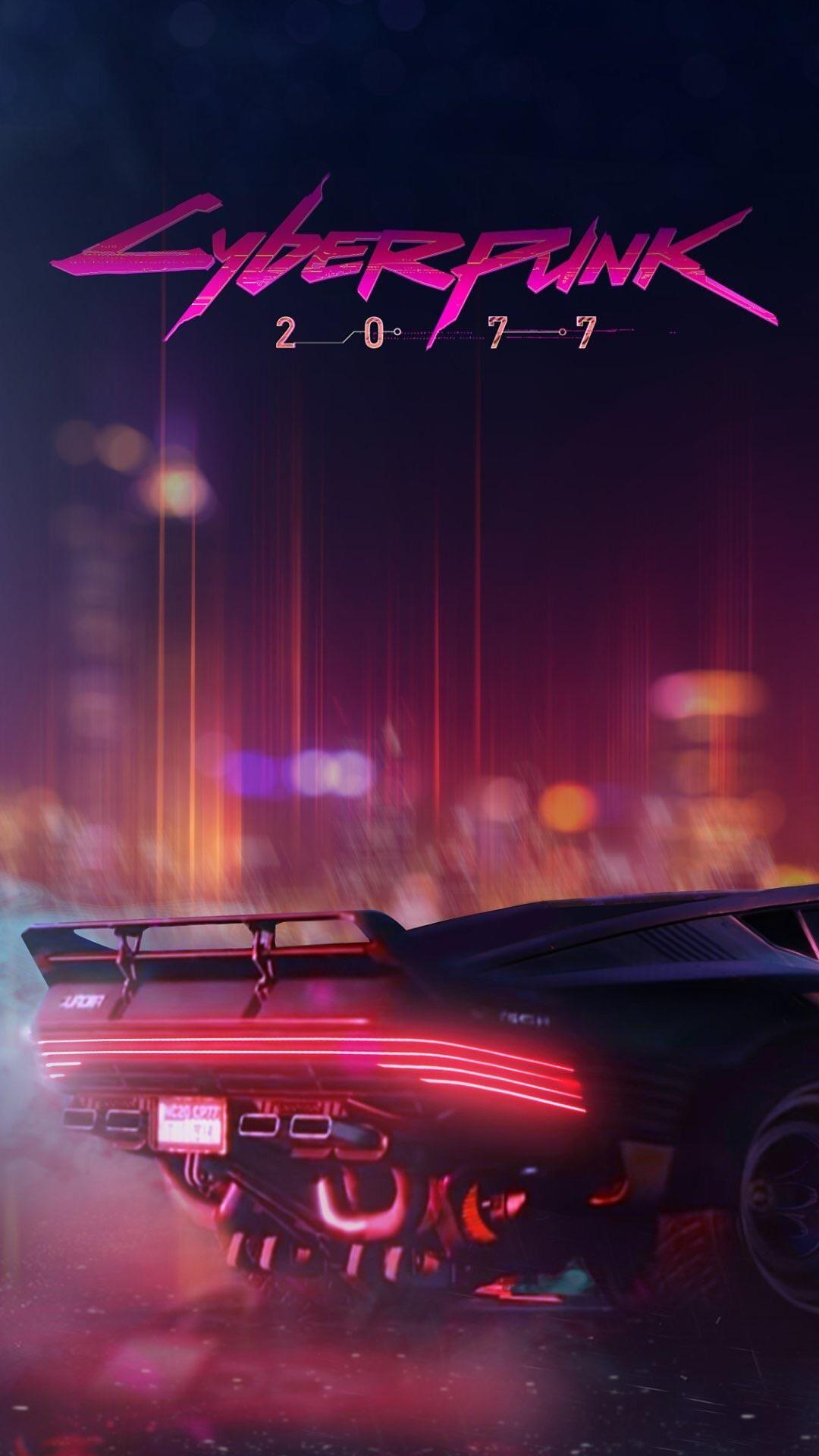 Cyberpunk 2077 Wallpaper Phone - 1080x1920 Wallpaper ...