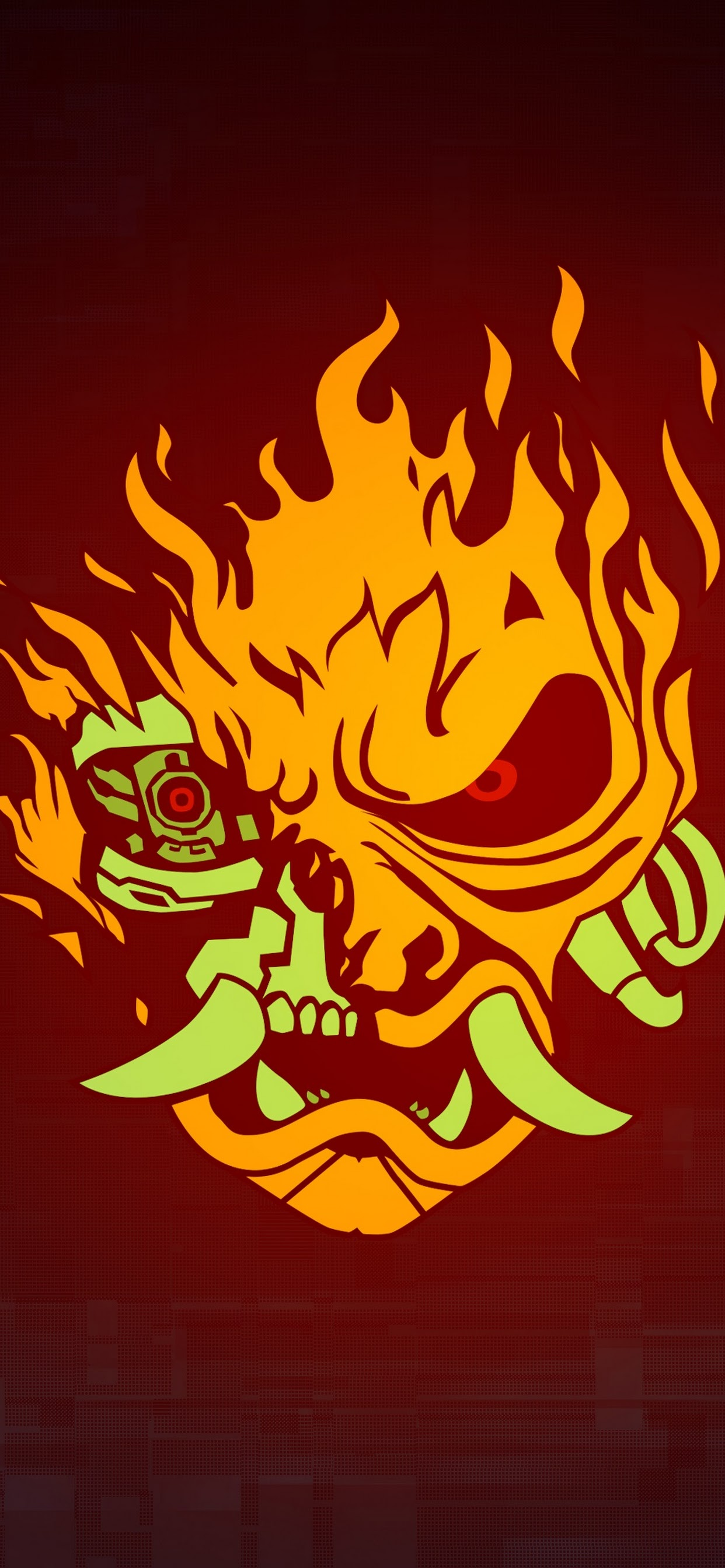 Cyberpunk 2077, Samurai, Logo, 4k, - Cyberpunk 2077 ...