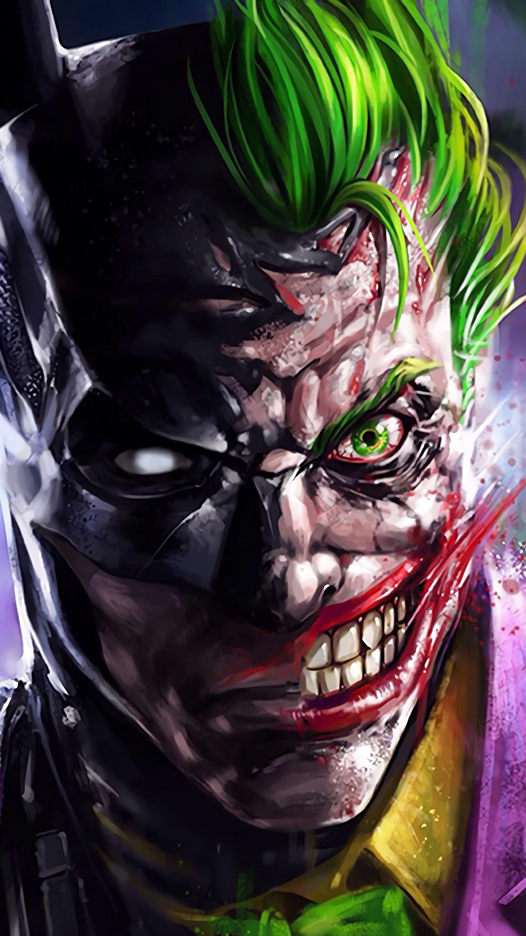 274 2745938 batman joker 4k batman and joker wallpapers iphone