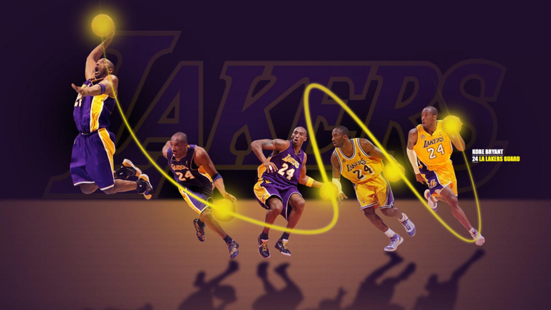 Kobe Bryant Wallpaper Dunk - HD Wallpaper