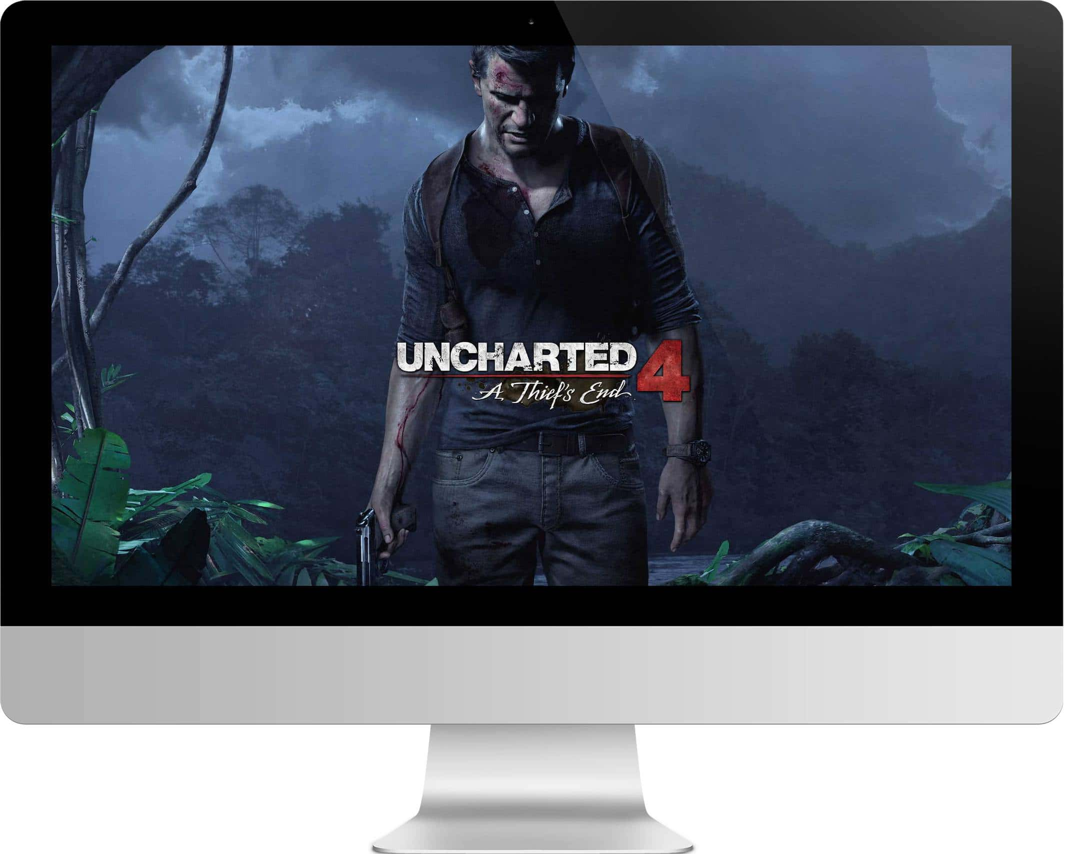 Uncharted 4 Cover 1080p - HD Wallpaper