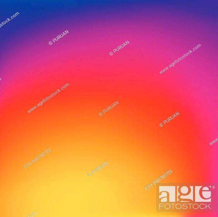 Bright High Saturation Gradient Color Background - Graphic Design - HD Wallpaper