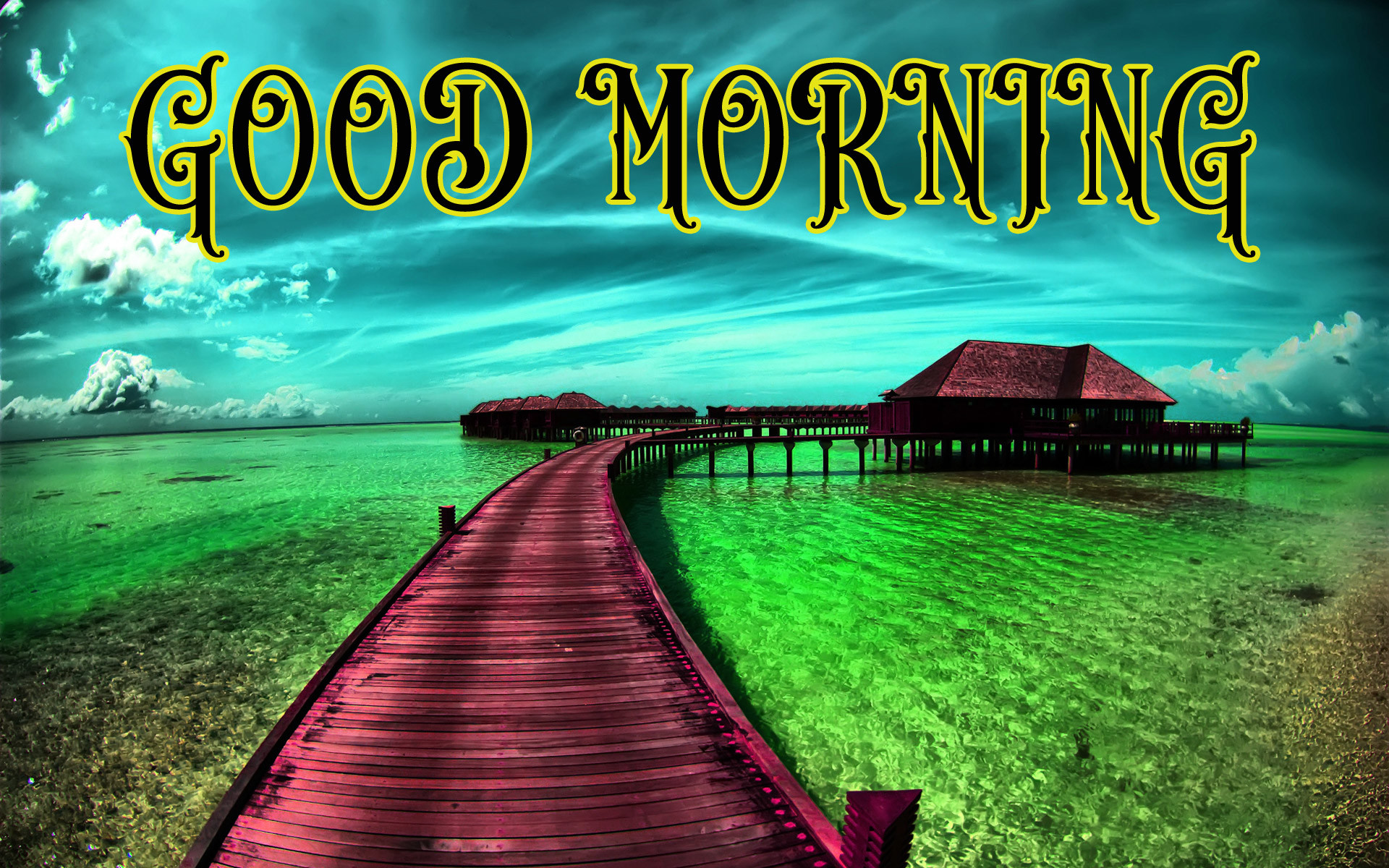 Good Morning Images For Facebook Tumblr Pinterest And - Cool Background Nature - HD Wallpaper
