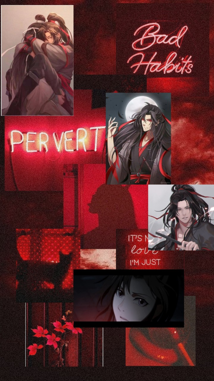 Wallpaper Weiwuxian Mdzs Album Cover 720x1280 Wallpaper Teahub Io