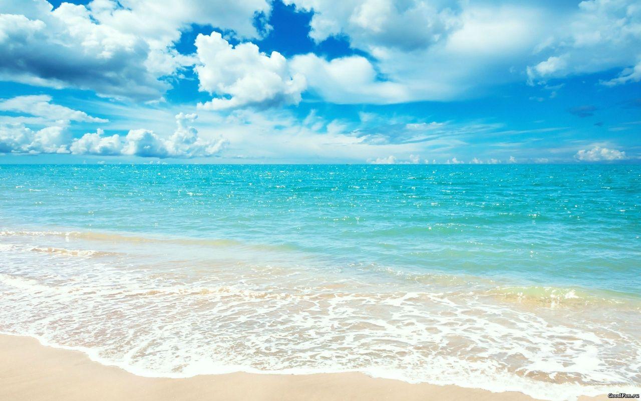 Ocean Desktop - HD Wallpaper