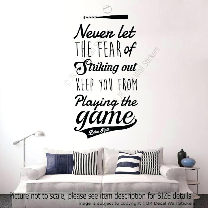 Gym Wall Decals Jr Decal Quotes Words Wall Stickers - Wall Gym Inspirational Quotes - HD Wallpaper