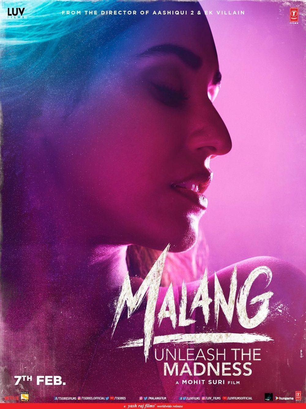 Malang Movie Latest Hd Photos Posters Wallpapers Malang Poster 1000x1333 Wallpaper Teahub Io