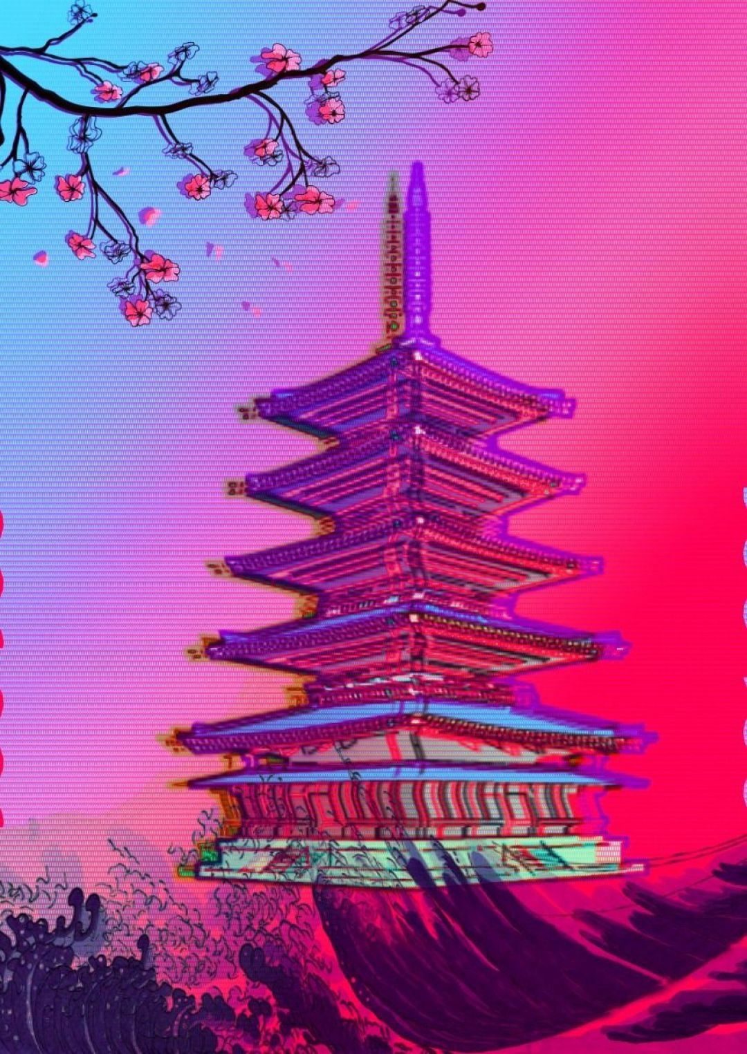 Japanese Aesthetic Hd Wallpapers 1080p 4k 36501 1080x1525 Wallpaper Teahub Io