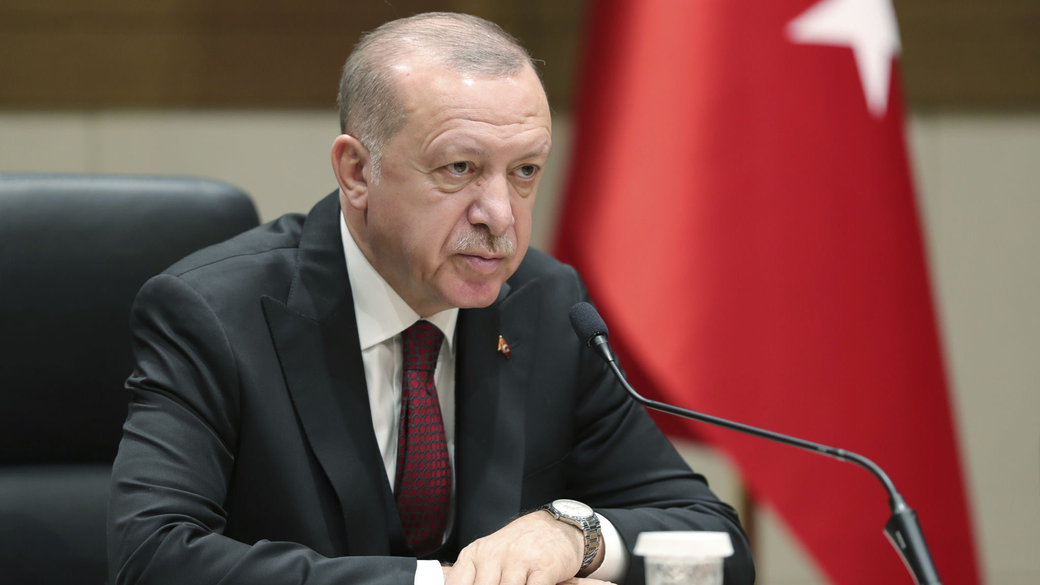 Recep Tayyip Erdoğan - 2048x1152 Wallpaper - teahub.io