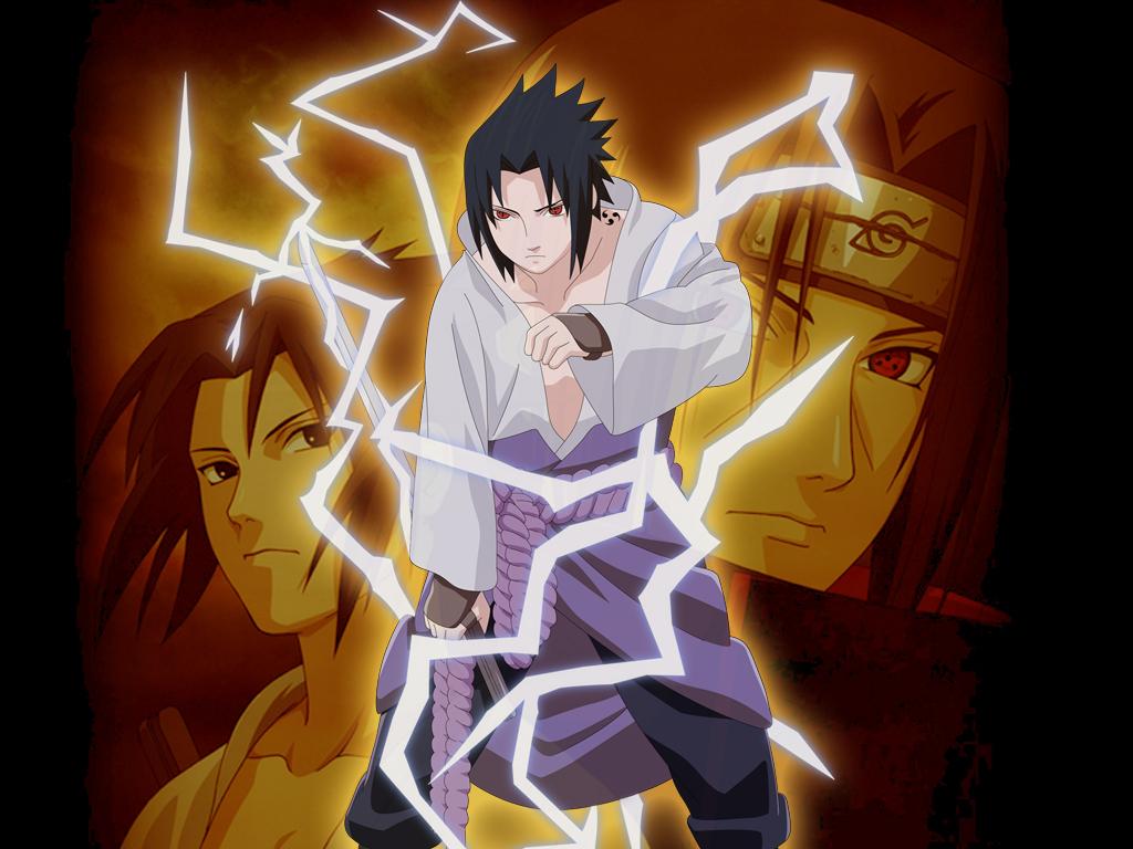 Sasuke Wallpaper Naruto Shippuden - HD Wallpaper