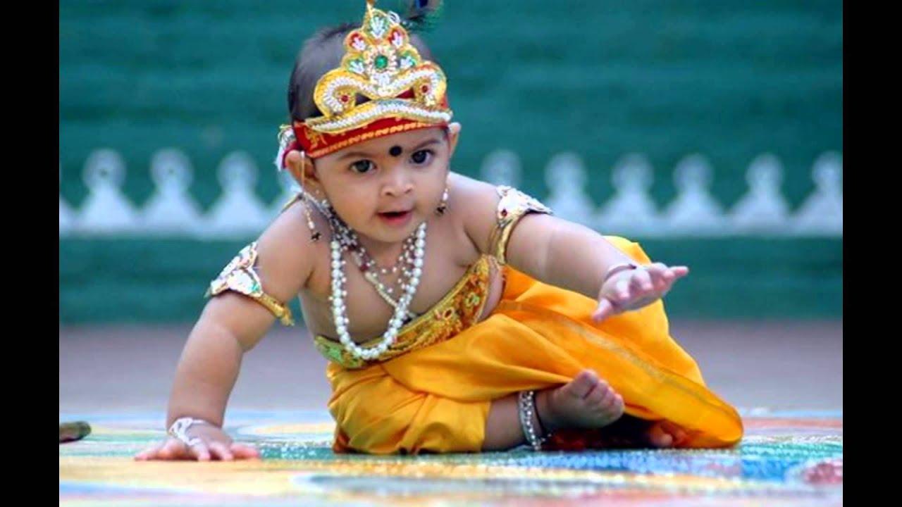 Lord Krishna Children - HD Wallpaper
