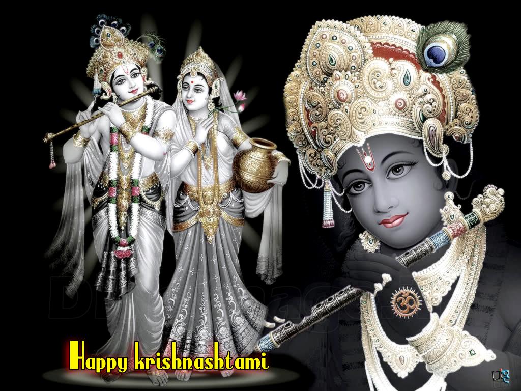 Radha Krishna God Hd - HD Wallpaper