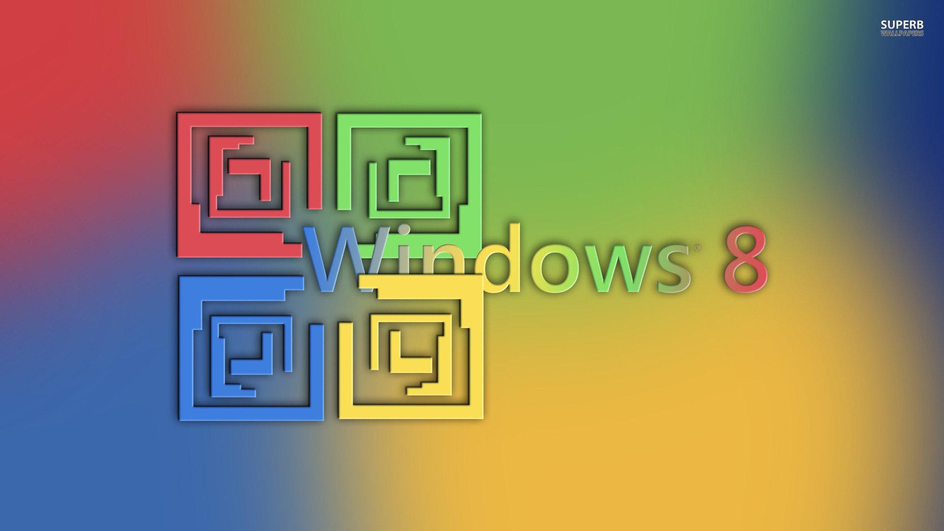 Best Windows 8 Wallpaper Id - Microsoft Logo Windows 8 Logo Hd - HD Wallpaper