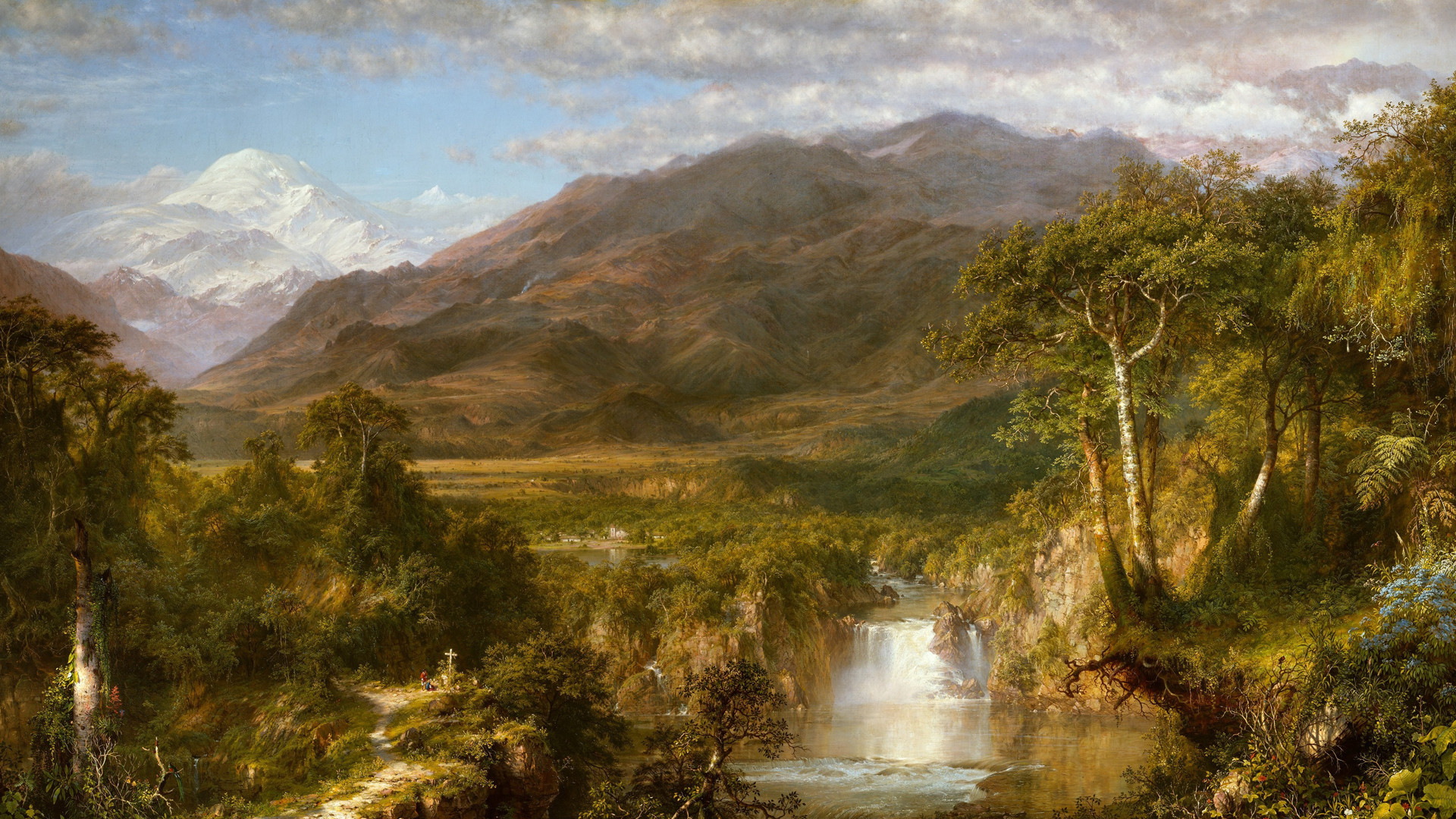 279 2794429 famous wallpapers for desktop group frederic edwin church