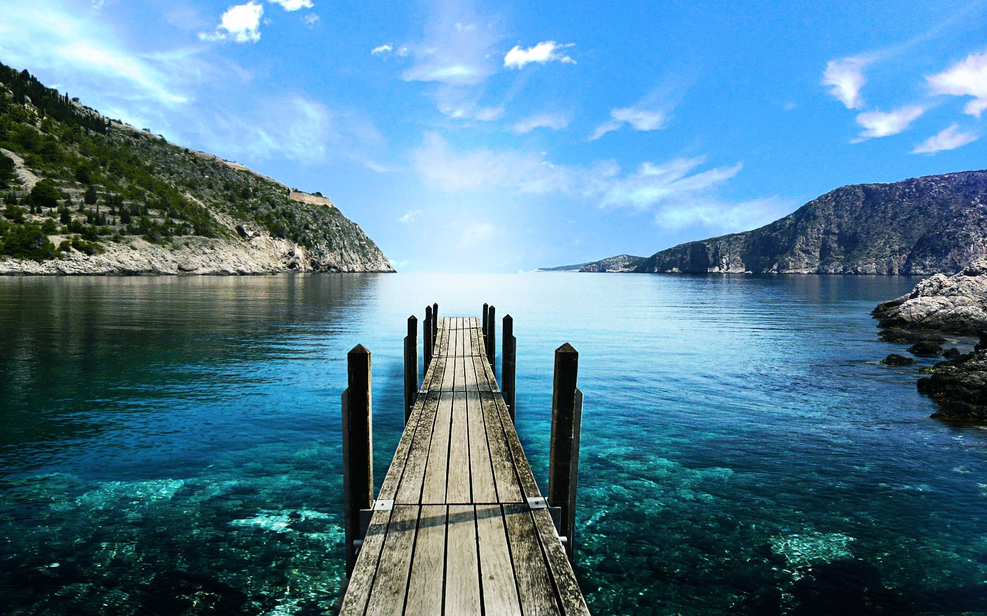 Landscape, Beautiful, Hd, Desktop, Background, Wallpaper, - Nature Ultra Hd 4k - HD Wallpaper