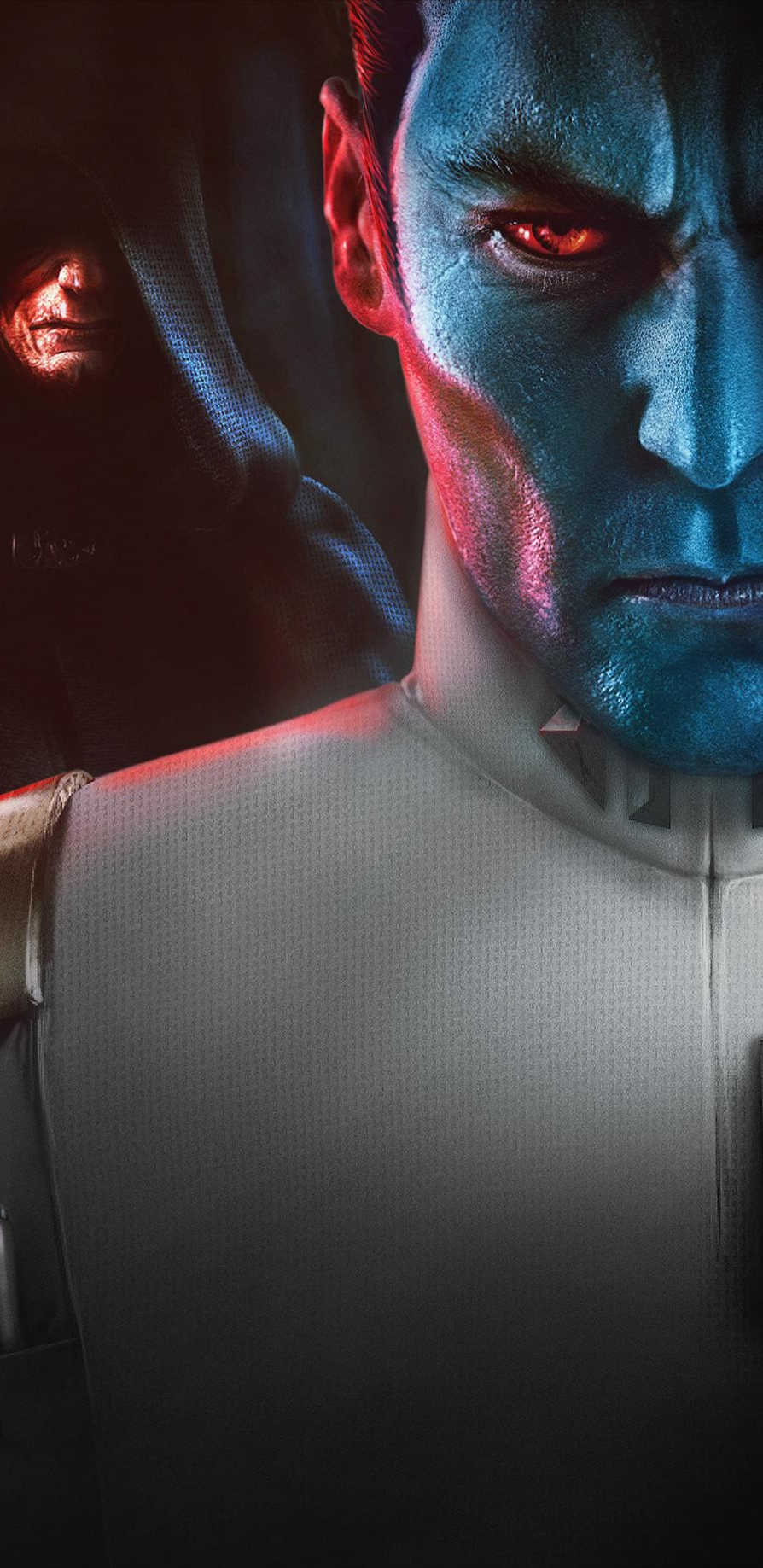 Star Wars Thrawn Audiobook 894x1837 Wallpaper Teahub Io