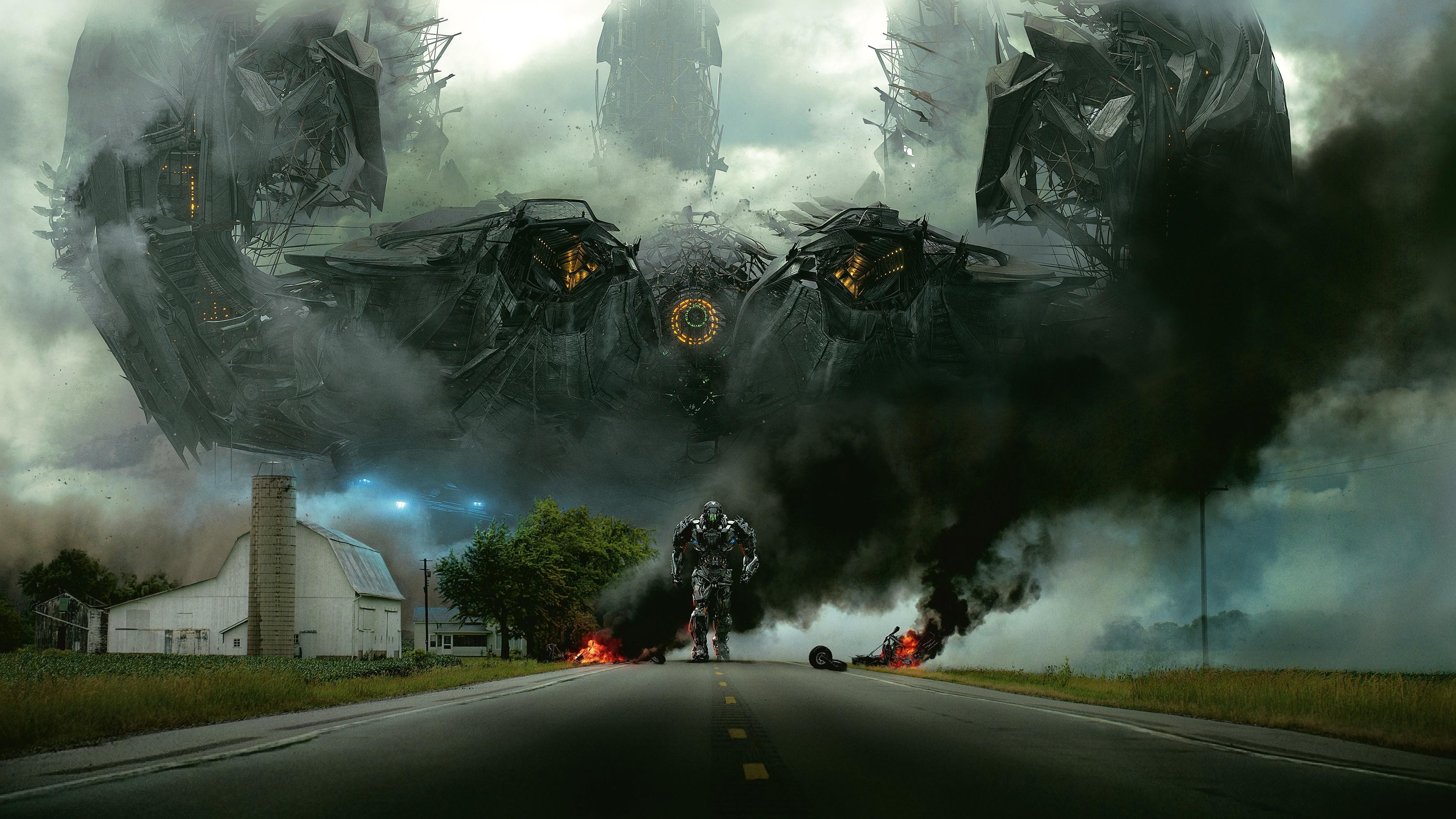 Lockdown In Transformers 4 Movie 4k Resolution Wallpaper - Transformers 4 Wallpaper 4k - HD Wallpaper