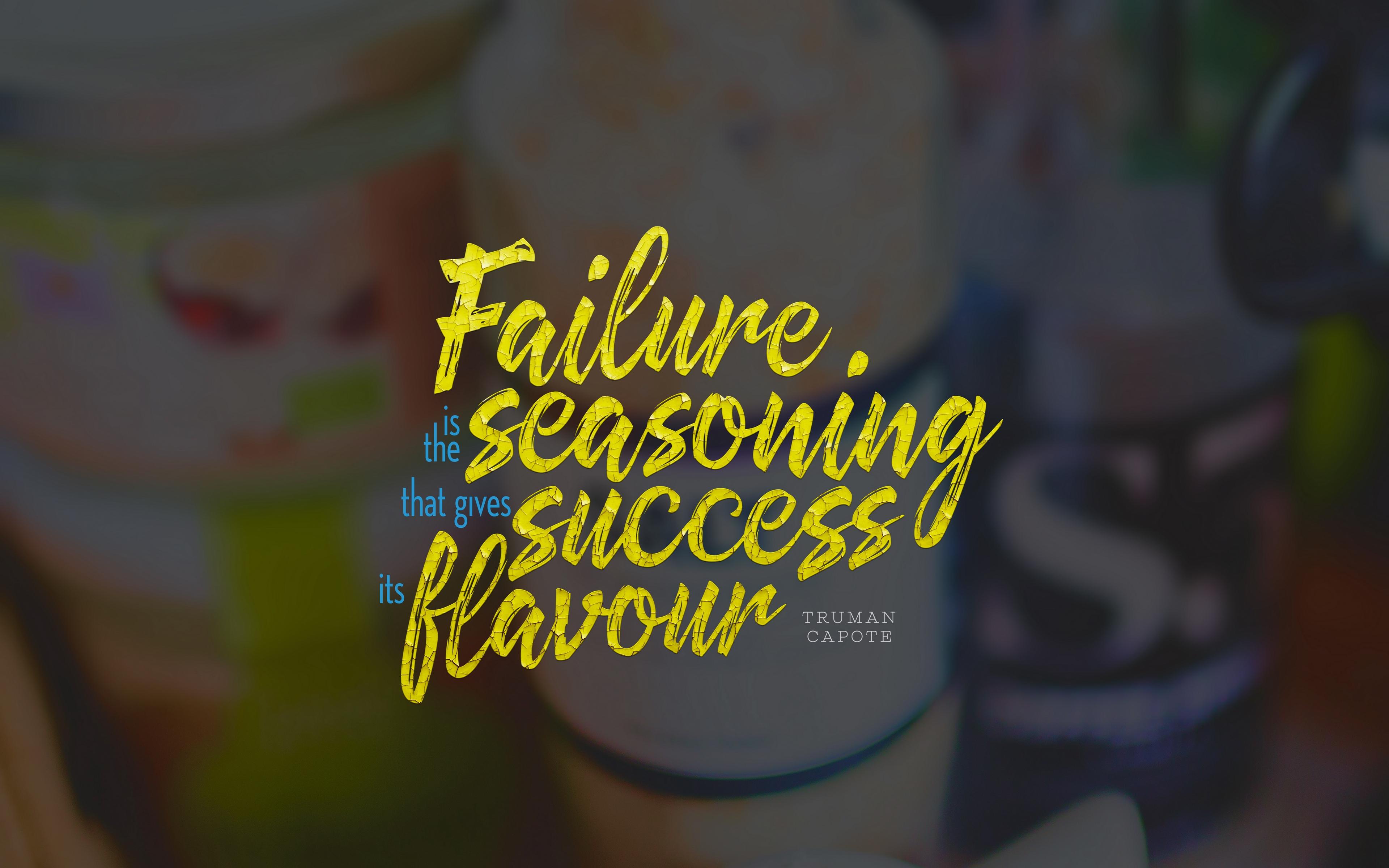 Wallpaper Quote, Motivation, Inspiration, Failure, - Inspirational Quotes Desktop Wallpaper Hd - HD Wallpaper