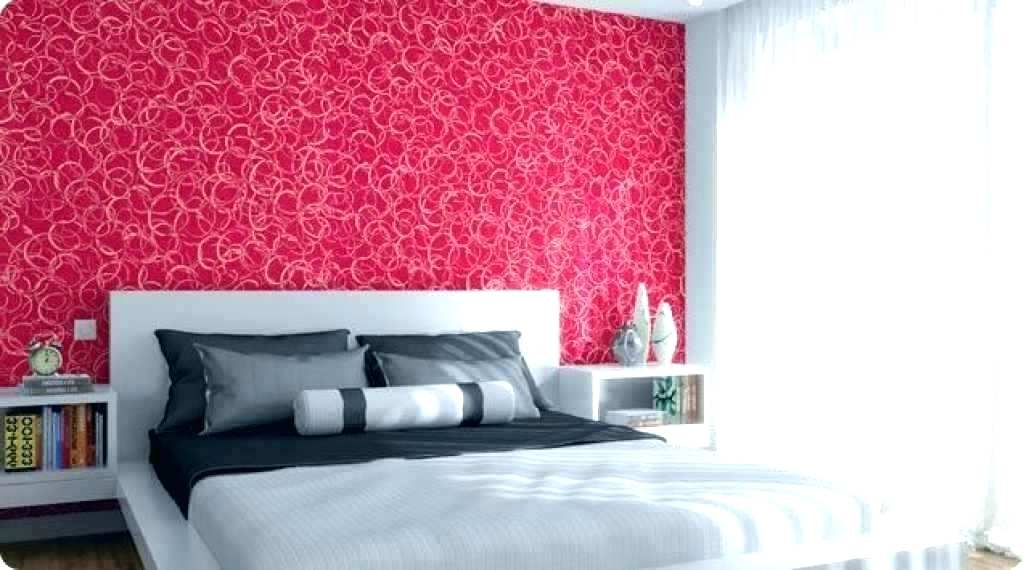 Latest Bedroom Wall Designs Painting Wall Designs Bedrooms - Wall Painting Designs For Bedroom - HD Wallpaper