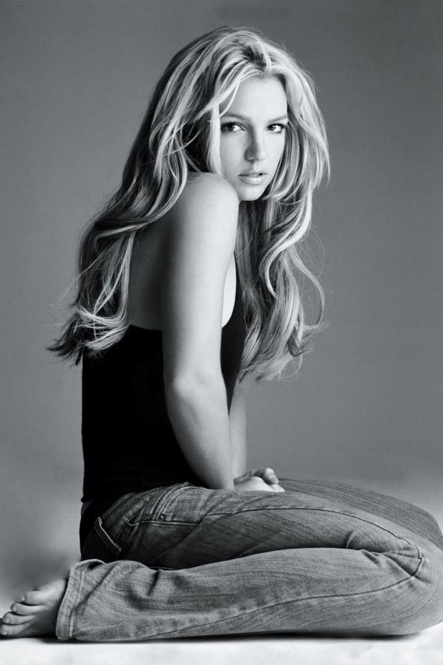 Britney Spears Wallpaper Phone 640x960 Wallpaper Teahub Io