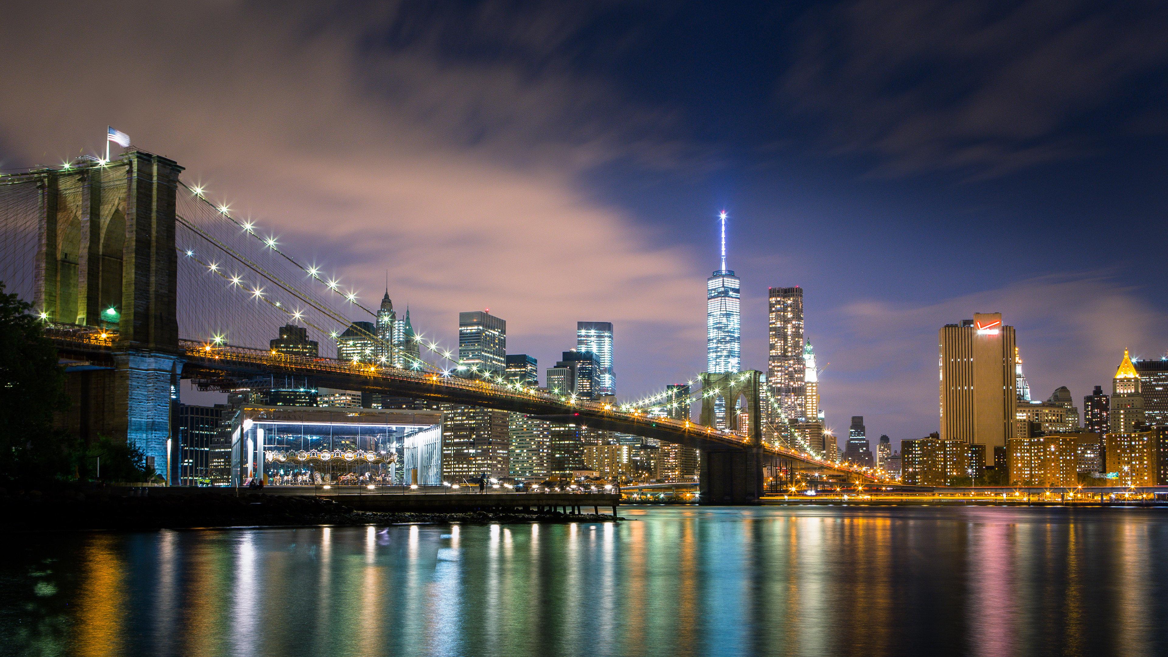 New York 4k Ultra Hd 3840x2160 Wallpaper Teahub Io