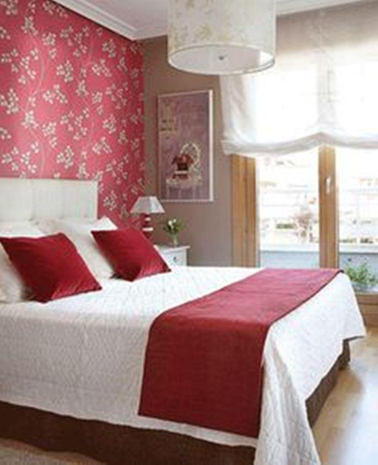 One Wall Wallpaper Bedroom - HD Wallpaper