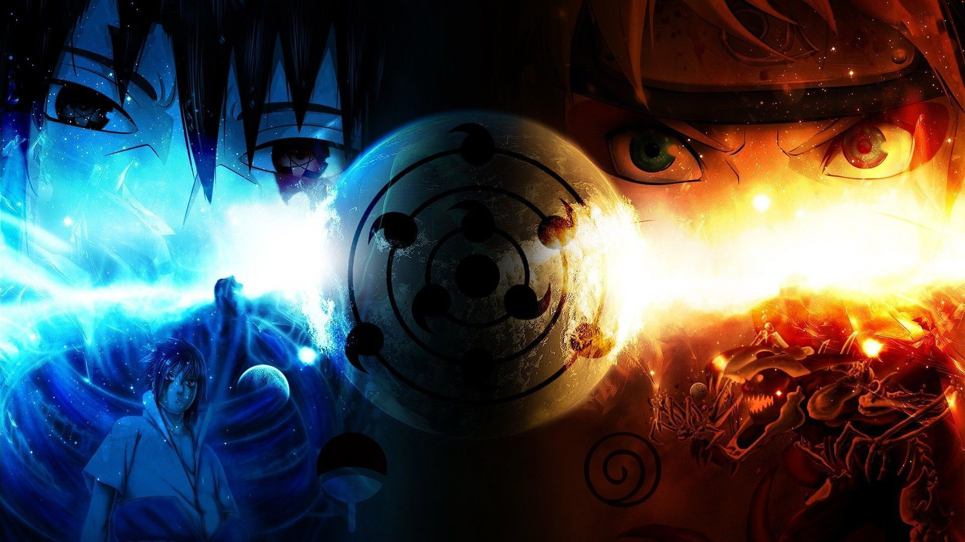 28 288661 naruto fire and ice hd anime wallpaper desktop