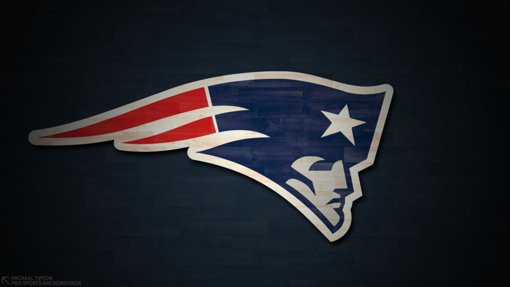 2019 Nfl New England Patriots No Schedule Hardwood - New England Patriots 2019 Logo - HD Wallpaper