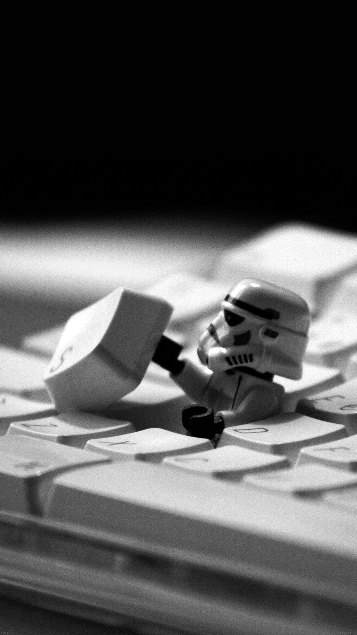 281 2810863 storm trooper starwars keyboard film android wallpaper funny