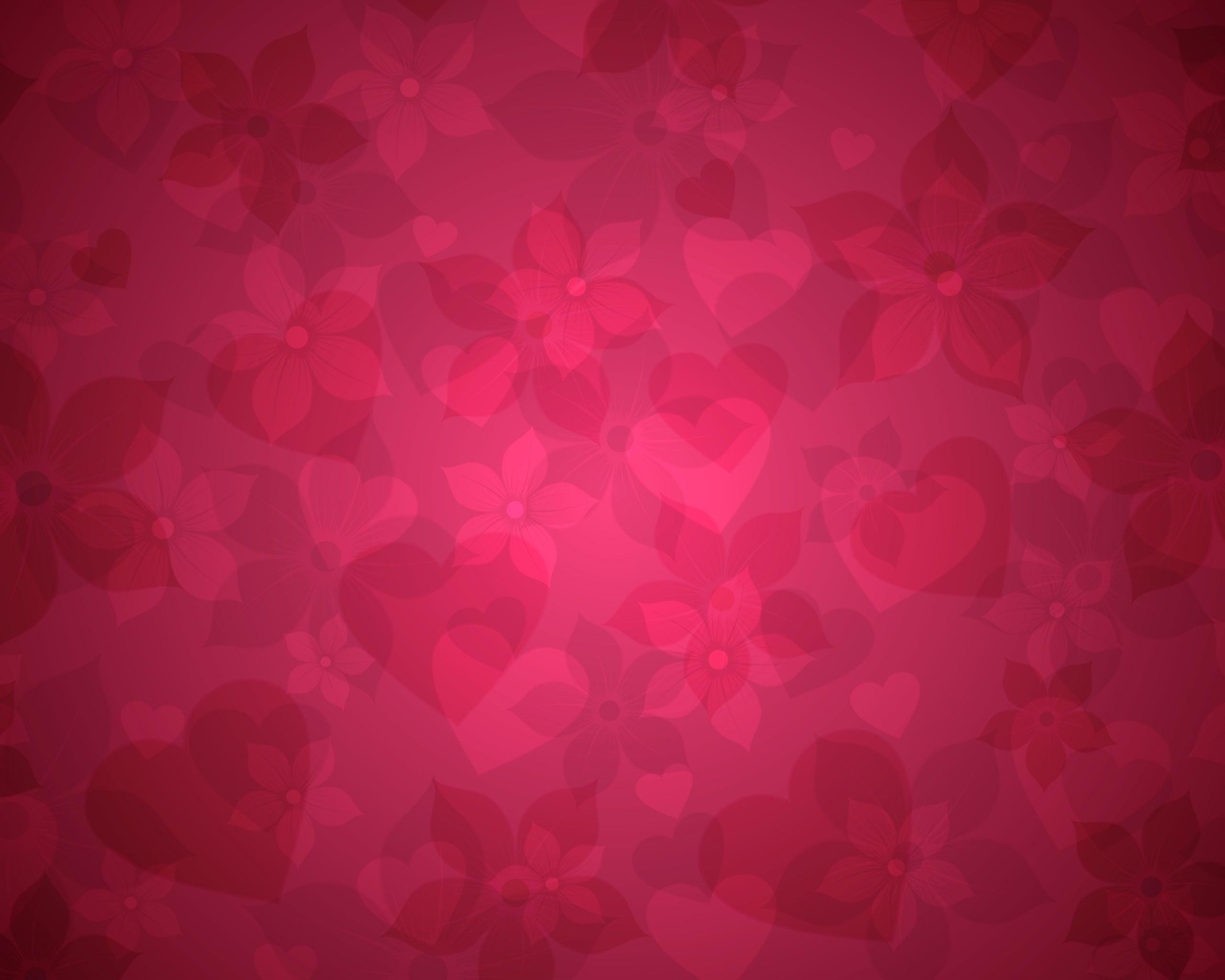 2560x2048, Texture, Pink, Heart, Hearts Hd Wallpaper - Heart Background Powerpoint - HD Wallpaper