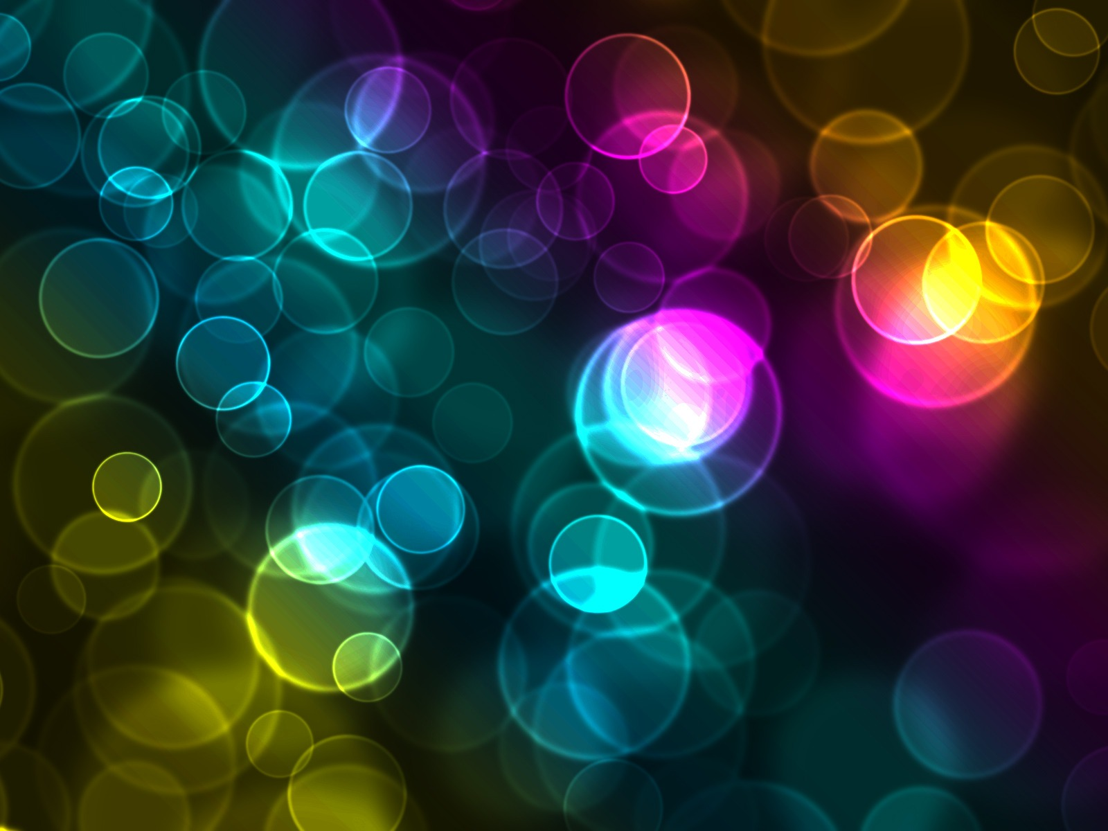 Colorful Abstract - HD Wallpaper