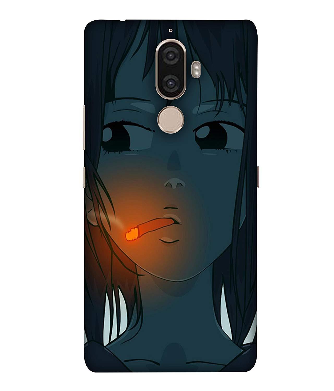 Fusion Designer Back Case Cover For Lenovo K8 Plus - Mobile Phone Case - HD Wallpaper