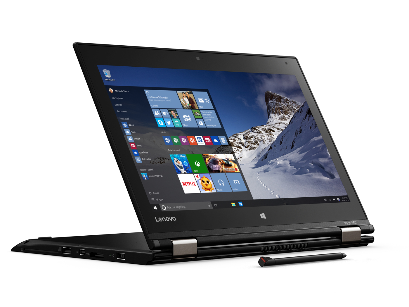 Lenovo Yoga 260 1400x1050 Wallpaper Teahub Io