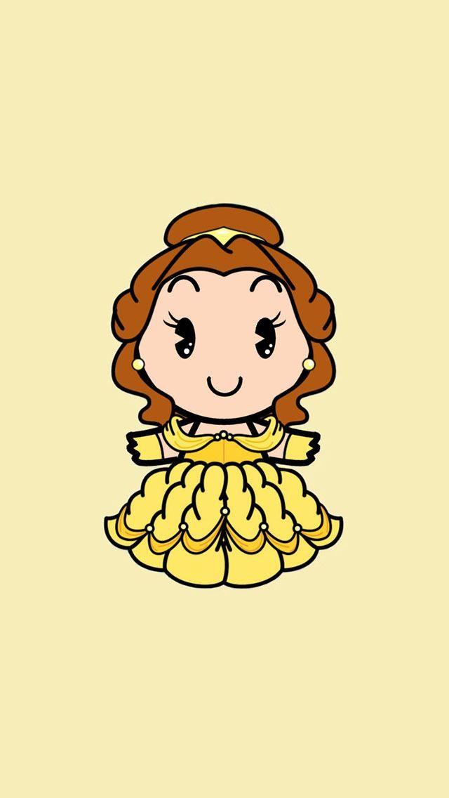 Disney Iphone 5s Wallpaper Disney Princess Cuties 640x1136 Wallpaper Teahub Io