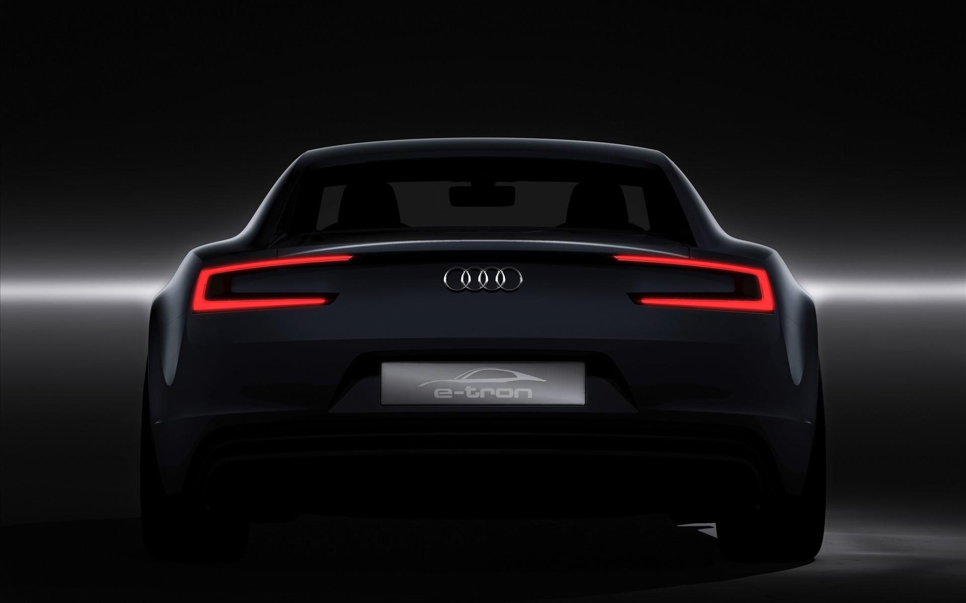 Black Audi Cars Wallpapers Hd 1920x1200 Wallpaper Teahub Io