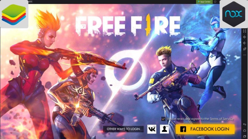Login Free Fire 2019 1024x576 Wallpaper Teahub Io
