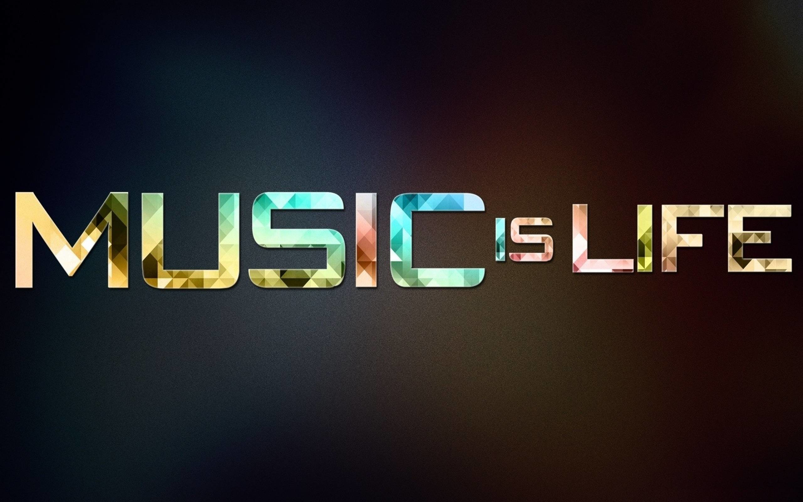 Music Is My Life Wallpaper - Music Is Life - HD Wallpaper