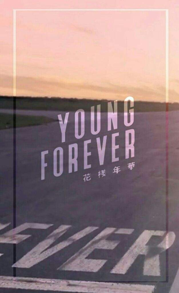 User Uploaded Image - Bts Young Forever Wallscreen - HD Wallpaper