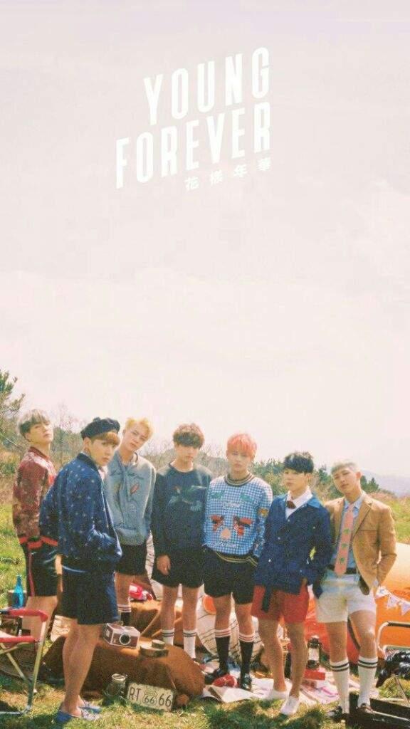 User Uploaded Image - Concept Bts Young Forever Album - HD Wallpaper