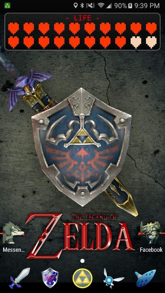 User Uploaded Image - Android Zelda Wallpaper Phone - HD Wallpaper