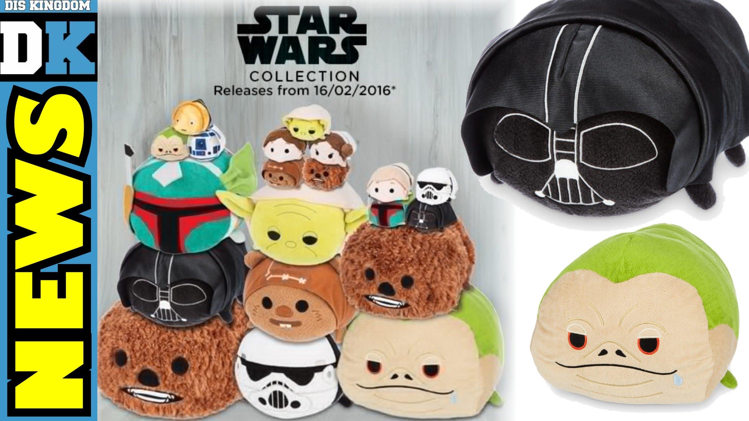 Tsum Tsum Star Wars Disney Store 2560x1440 Wallpaper Teahub Io